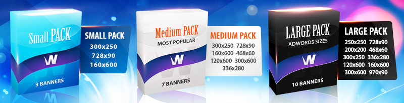 Banner Ad Packages